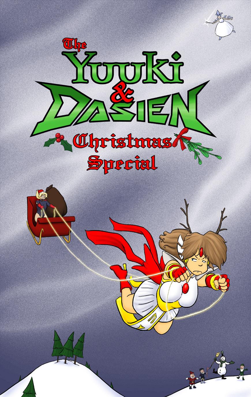 Holiday Special Alt Cover #2