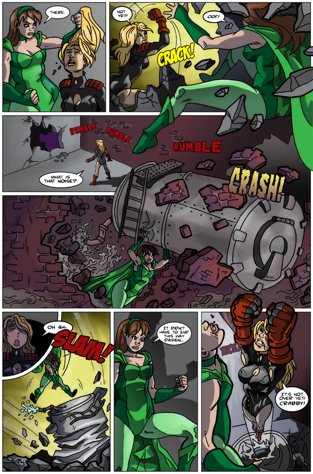 Crossoverlord - Chapter 7, Page 15