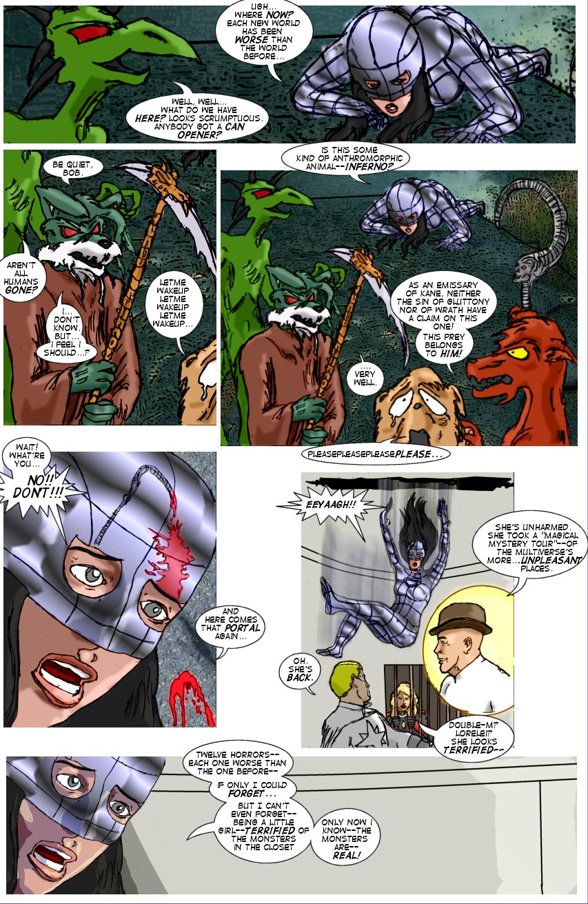 Crossoverlord - Chapter 7, Page 7