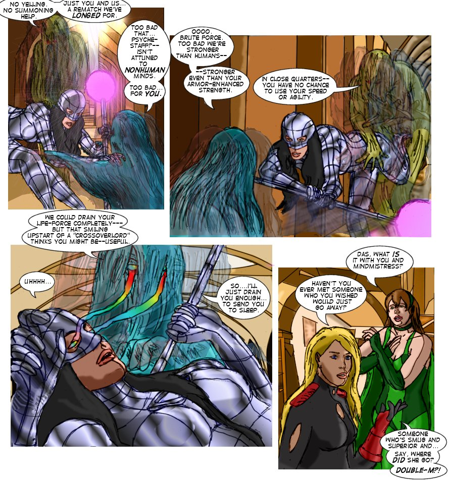 Crossoverlord - Chapter 5, Page 2