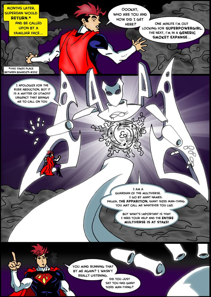 Bad Guy High Adventures - Issue 1, Page 5