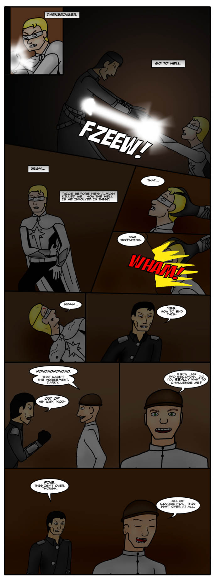 Crossoverlord - Chapter 5, Page 12