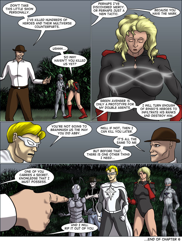 Crossoverlord - Chapter 6, Page 8