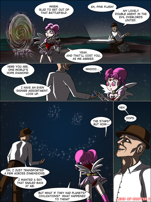 Crossoverlord - Chapter 2, Page 16