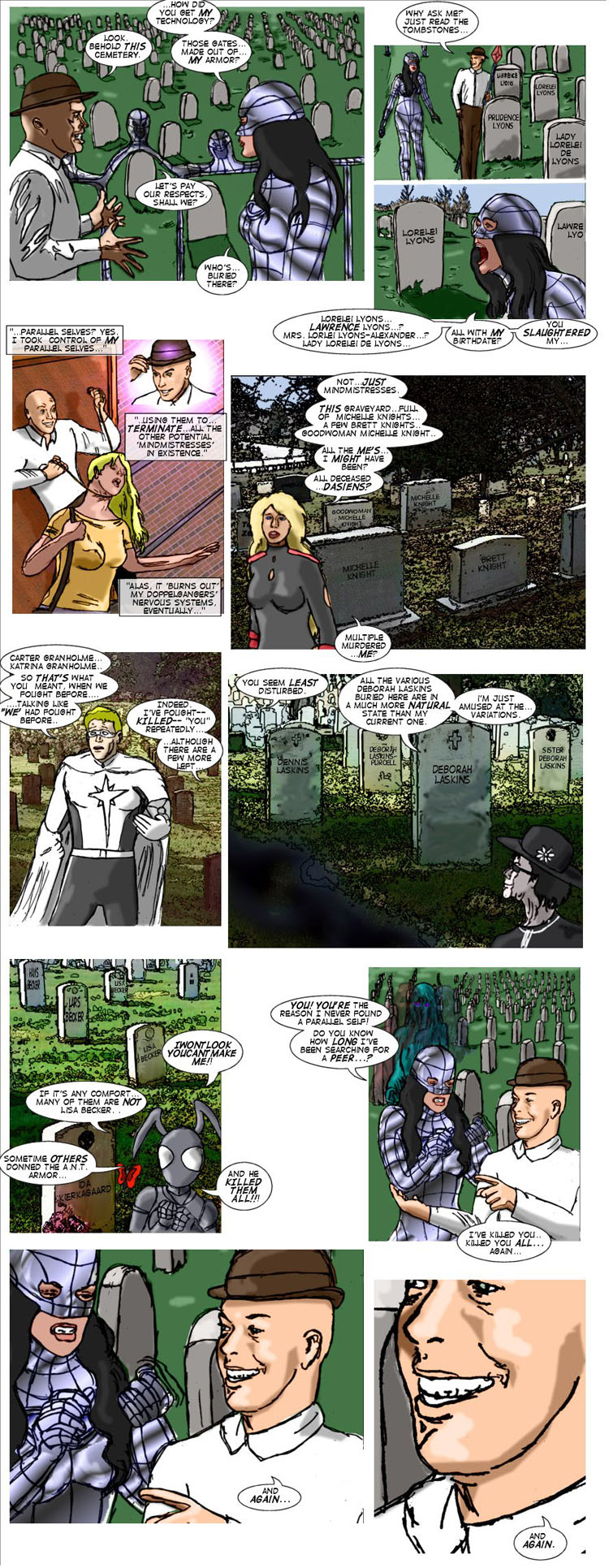 Crossoverlord - Chapter 6, Page 6