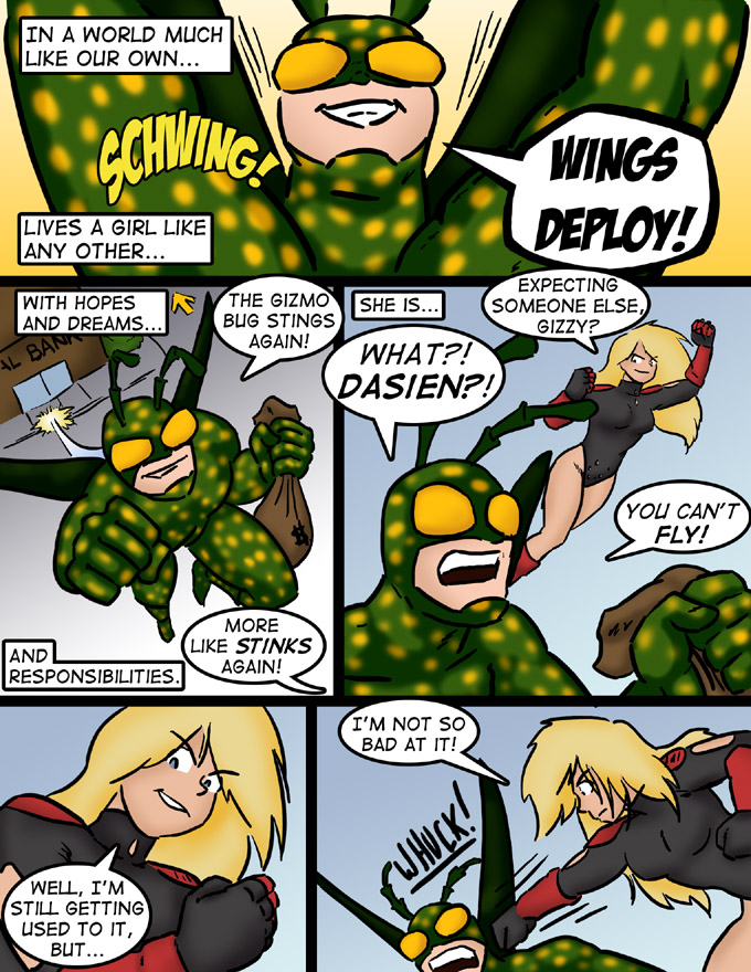 Crossoverlord - Chapter 1, Page 7