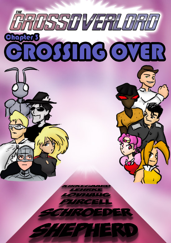 Crossoverlord - Chapter 3