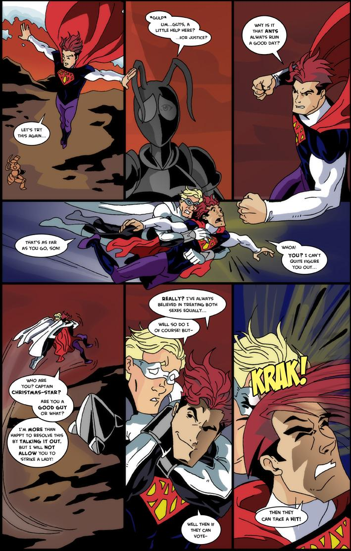 Crossoverlord - Chapter 8, Page 20