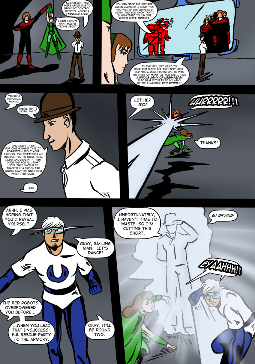 Crossoverlord - Chapter 8, Page 13