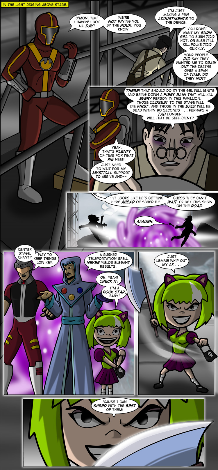 Crossoverkill - Chapter 1, Page 38