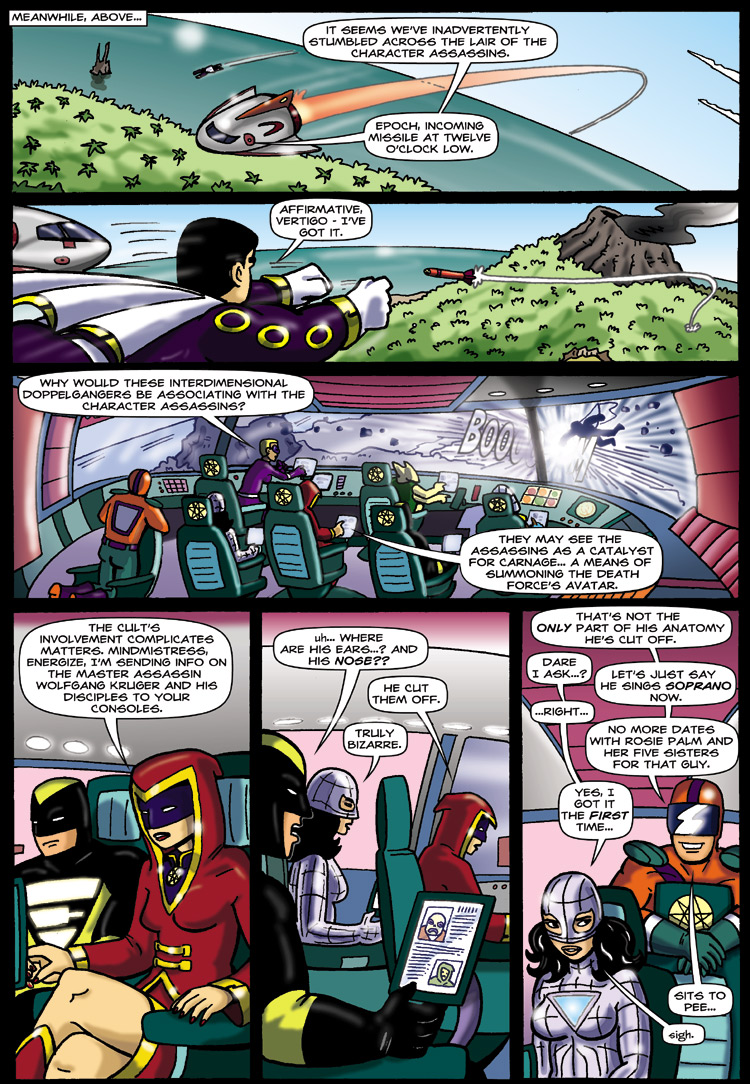 Crossoverkill - Chapter 1, Page 31