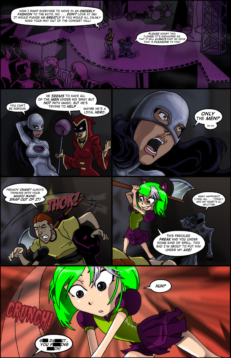 Crossoverkill - Chapter 1, Page 41