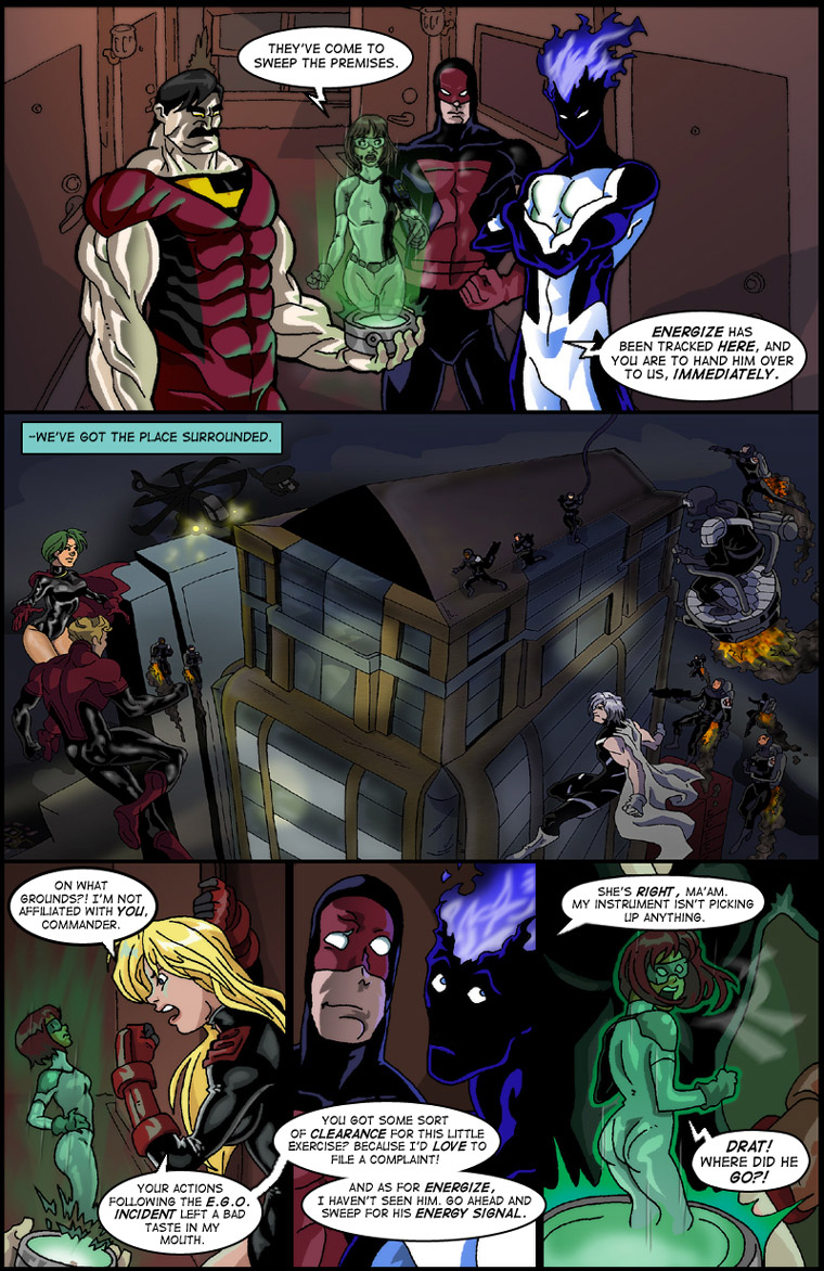 Crossoverkill - Chapter 1, Page 23