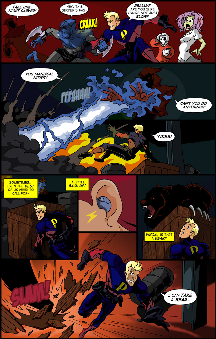 Crossoverkill - Chapter 1, Page 9