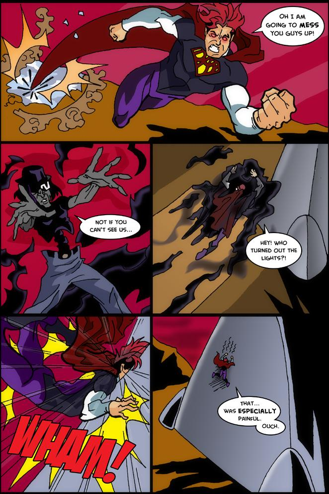 Crossoverlord - Chapter 8, Page 22