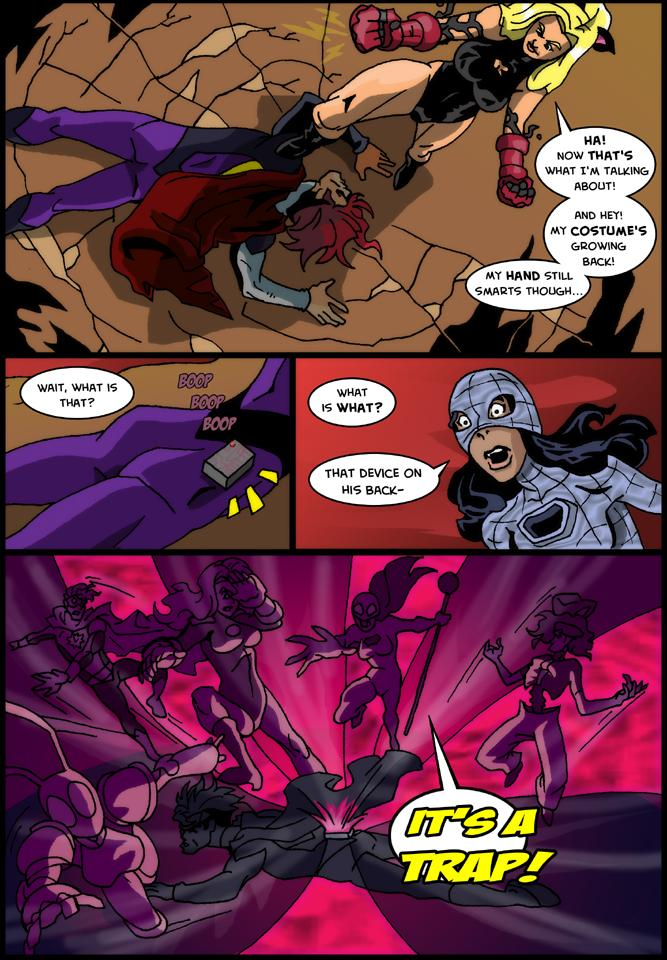 Crossoverlord - Chapter 8, Page 25