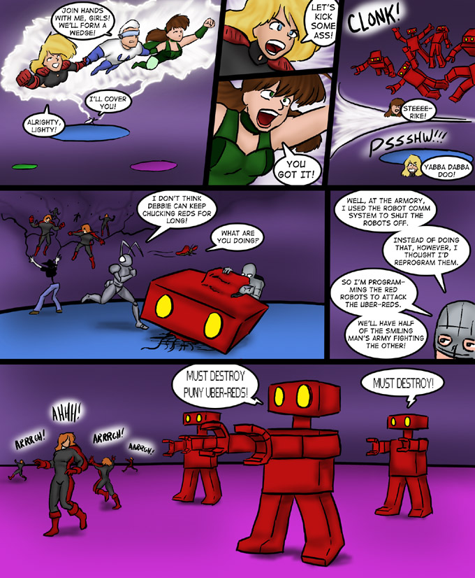 Crossoverlord - Chapter 8, Page, 33