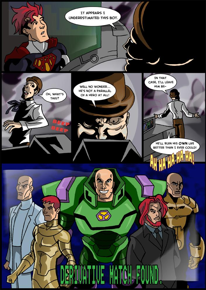 Crossoverlord - Chapter 8, Page 29