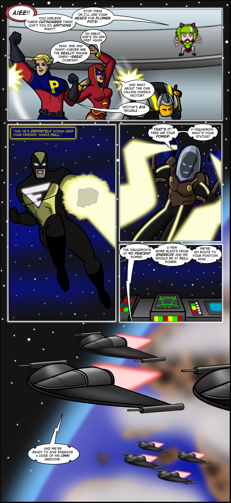 Crossoverkill - Chapter 2, Page 9