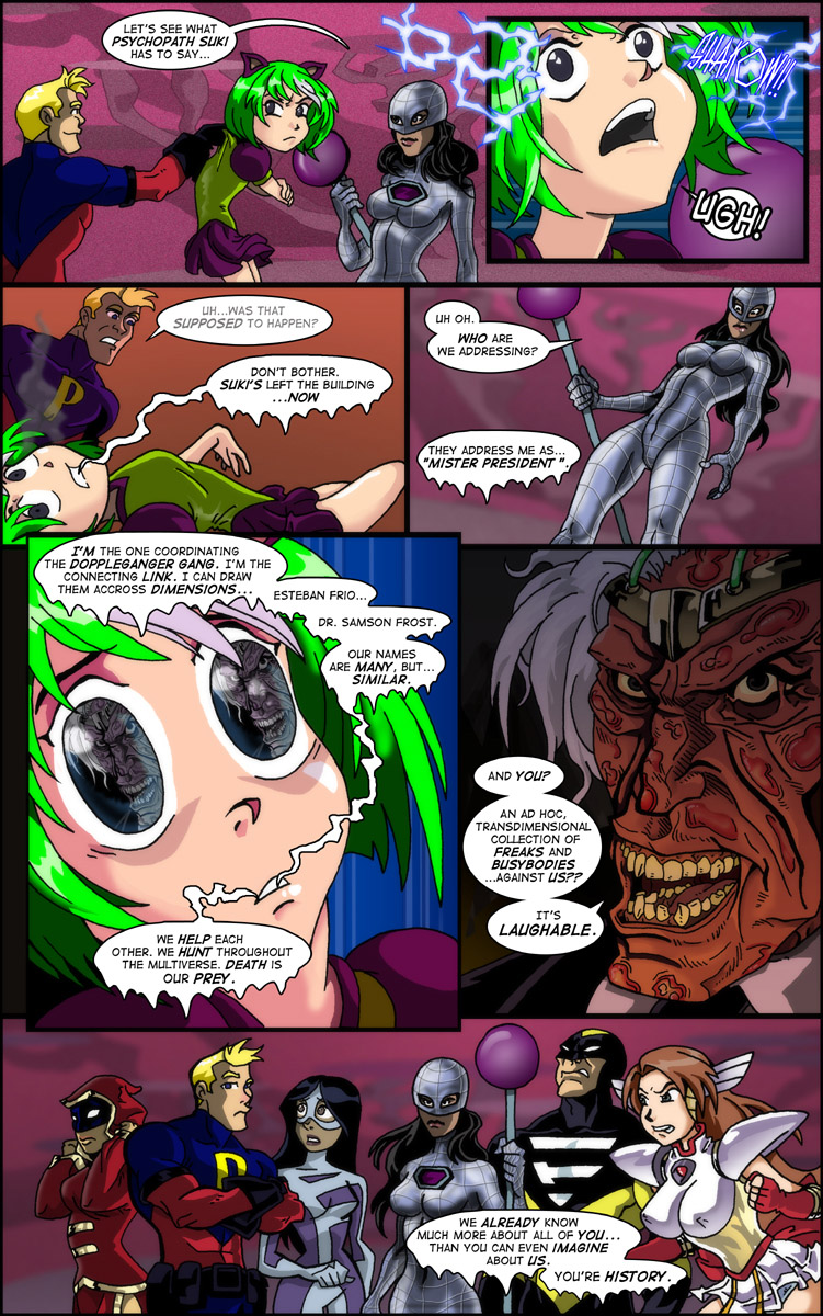 Crossoverkill - Chapter 2, Page 22