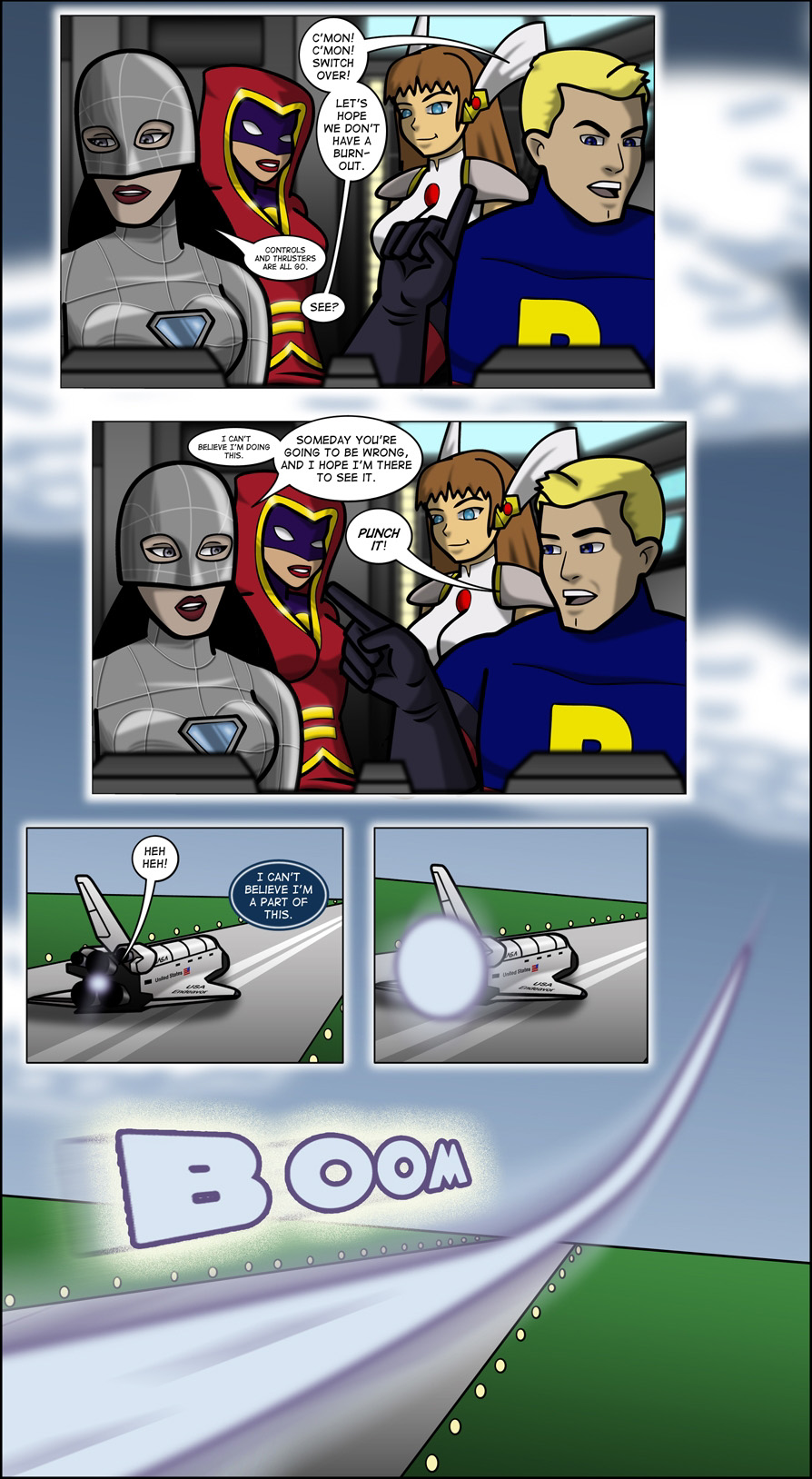 Crossoverkill - Chapter 5, Page 25