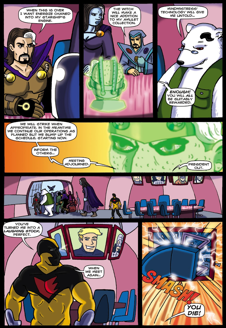 Crossoverkill - Chapter 3, Page 22