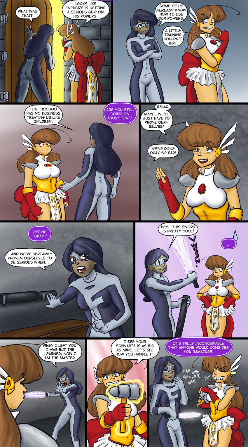 Crossoverkill - Chapter 3, Page 32