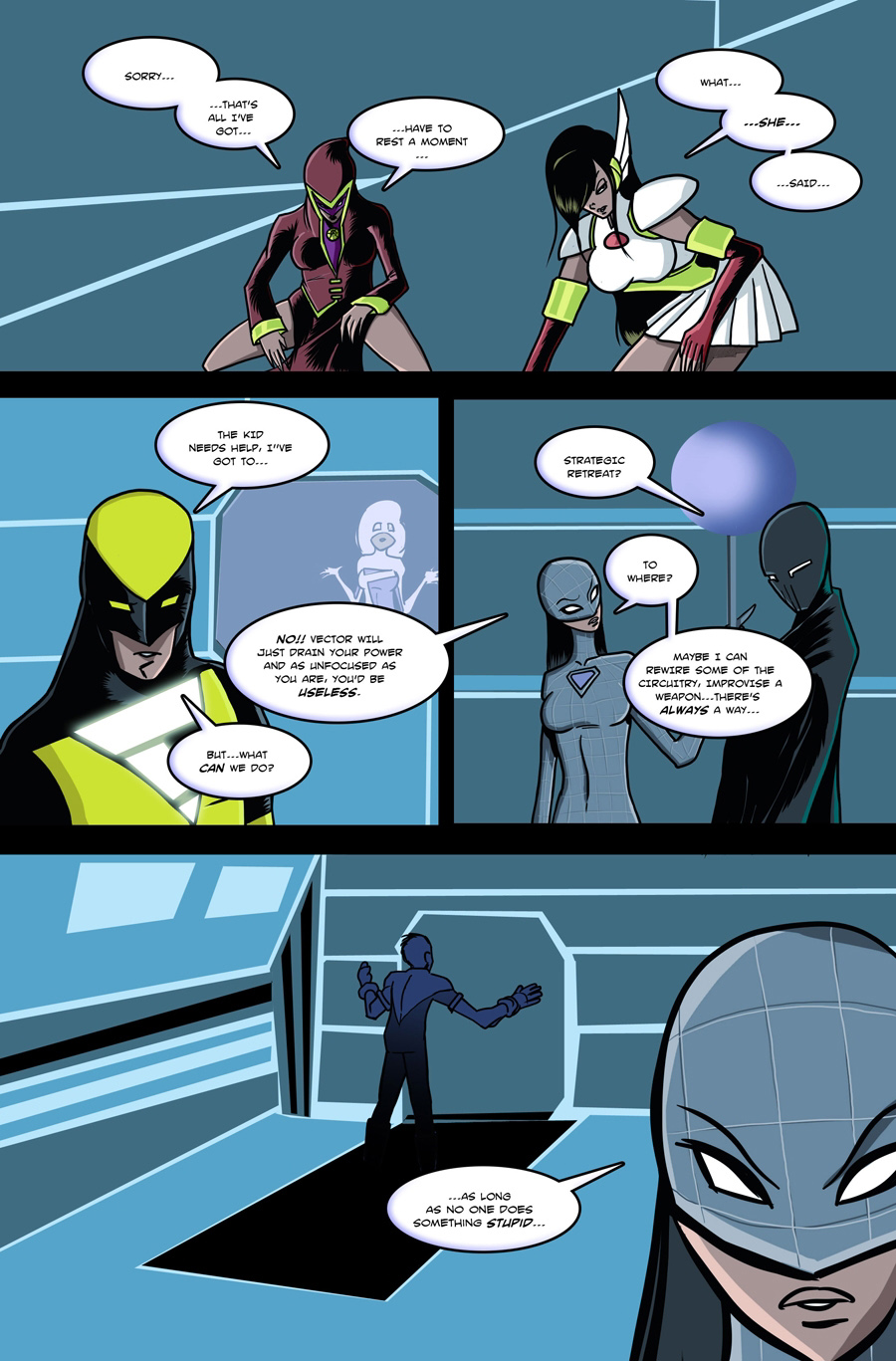 Crossoverkill - Chapter 5, Page 28