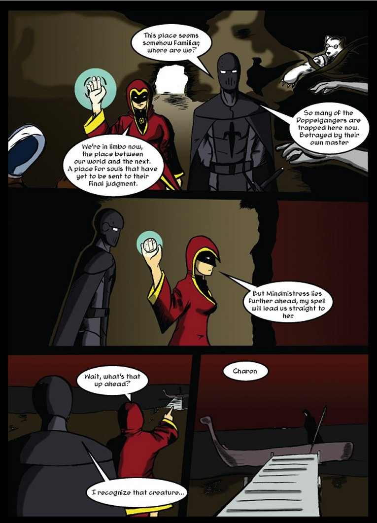 Crossoverkill - Chapter 6, Page 22
