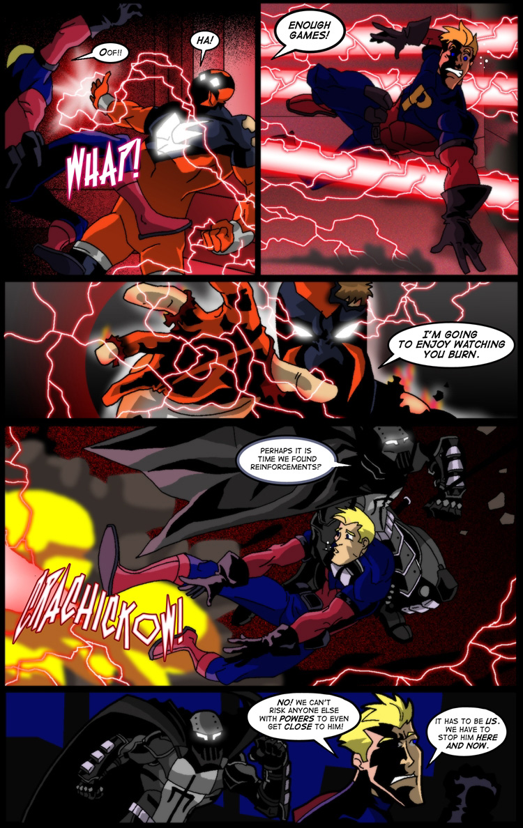 Crossoverkill - Chapter 4, Page 28