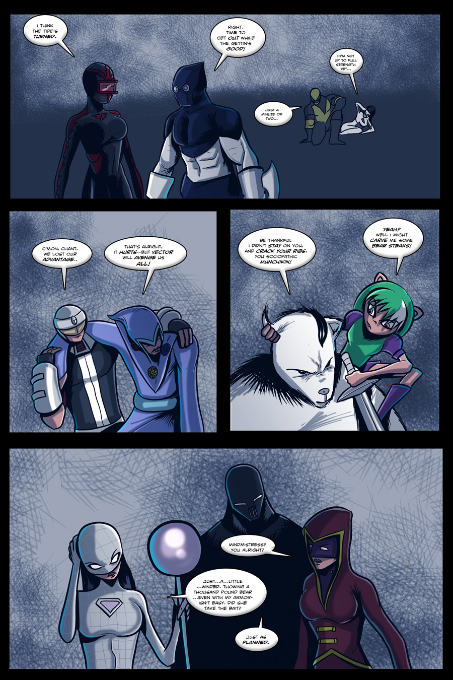Crossoverkill - Chapter 4, Page 35