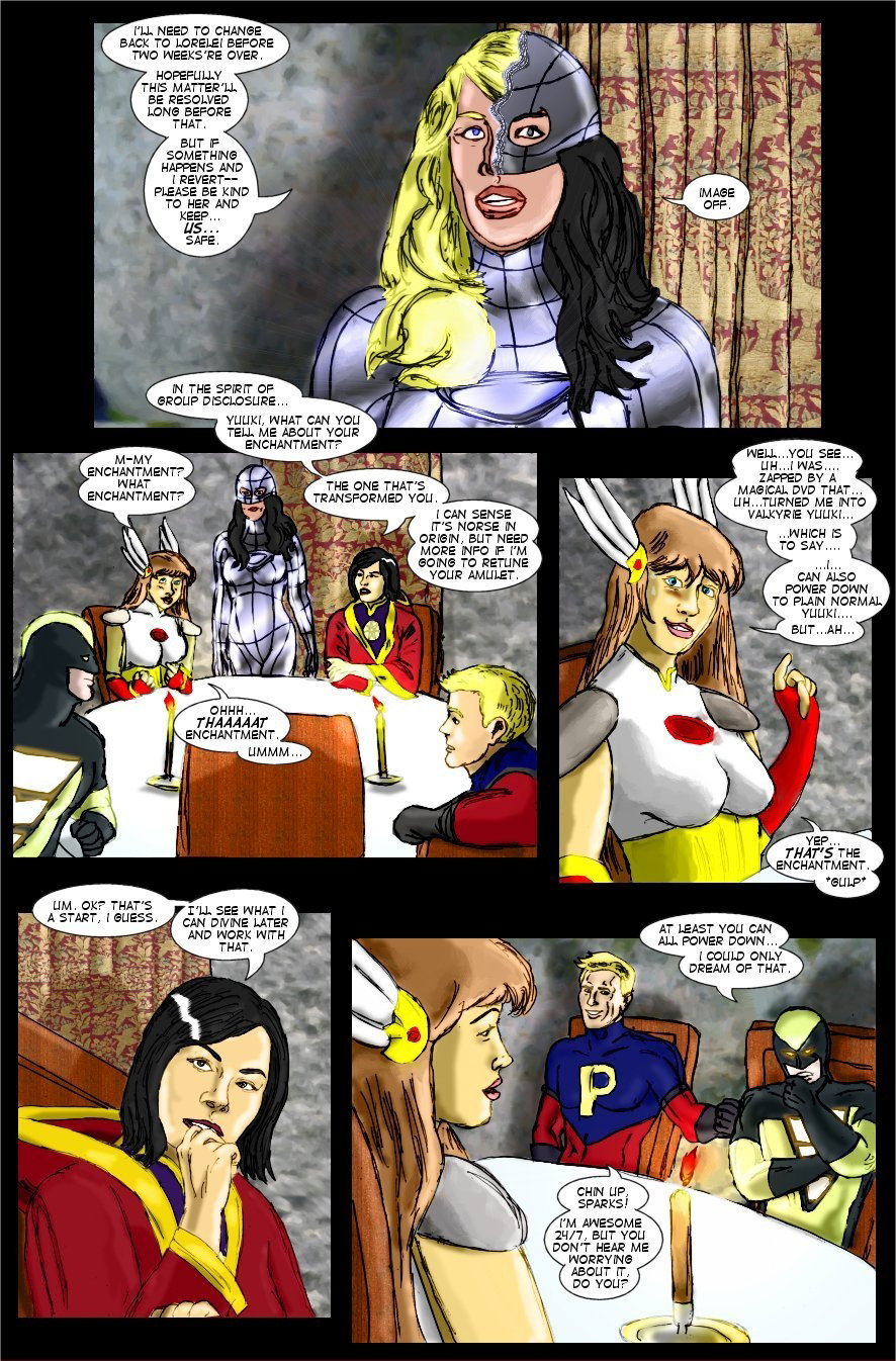 Crossoverkill - Chapter 3, Page 26