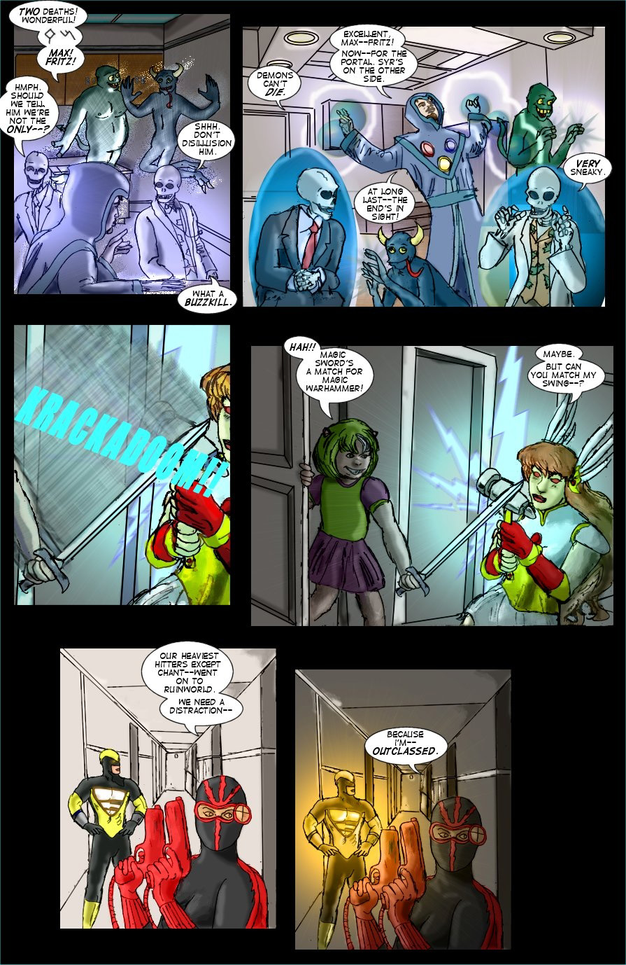 Crossoverkill - Chapter 5, Page 5