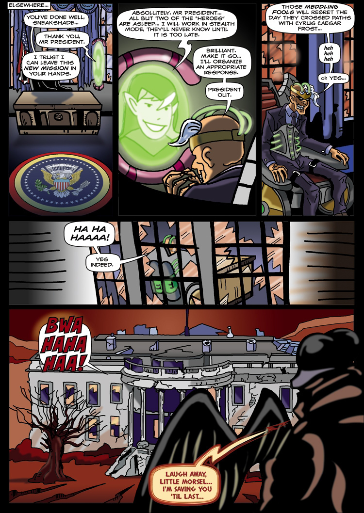 Crossoverkill - Chapter 4, Page 17